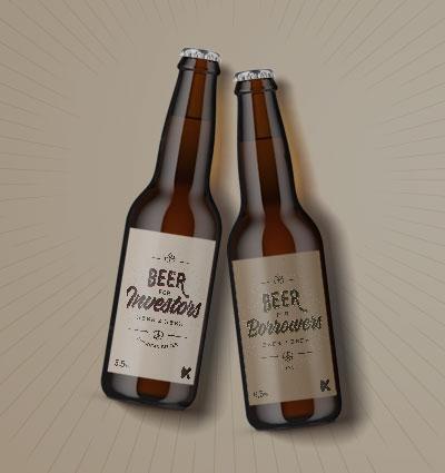 Beer2Beer или как да споделяме повече от пари