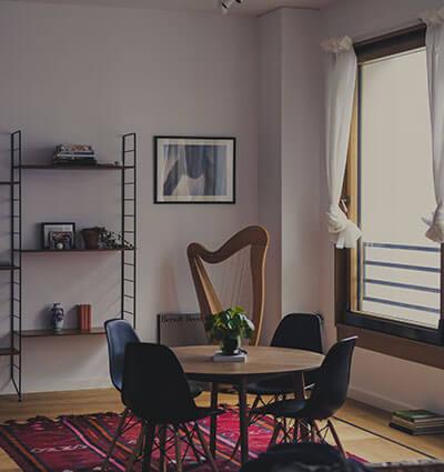 Airbnb / почивка / споделено пространство