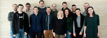 Екипът на Klear