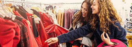 Съвети при пазаруване на дрехи втора употреба