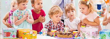 Детското парти – безценно, а не скъпо