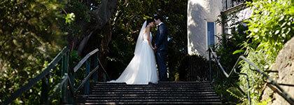 сватба / булка / младоженец